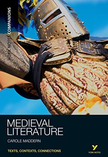 9781408204757: York Notes Companions: Medieval Literature