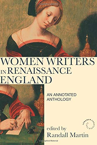 9781408204993: Women Writers in Renaissance England: An Annotated Anthology