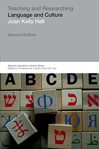 9781408205068: Teaching & Researching Language (Applied Linguistics in Action)