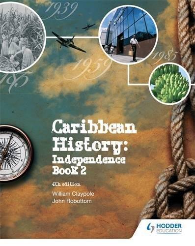 9781408205945: Caribbean History Book 2 Edition 4