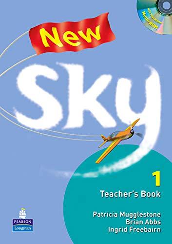 9781408205952: Sky: Teacher's Book and Test Master Multi-Rom 1 Pack
