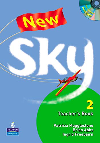 9781408205969: New Sky Teacher's Book and Test Master Multi-Rom: Teacher's Book and Test Master Multi-Rom 2 Pack