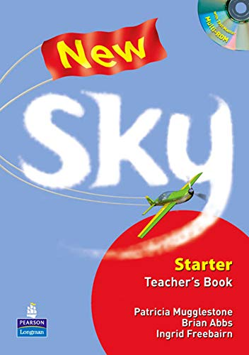 9781408205983: New Sky Teacher's Book and Test Master Multi-Rom Starter Pack