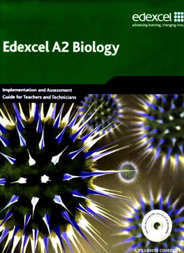 9781408206034: Edexcel A Level Science: A2 Biology Teachers' and Technicians' Resource Pack (Edexcel A Level Sciences)