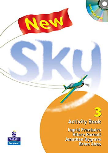 9781408206300: New Sky Activity Book and Students Multi-ROM 3 Pack