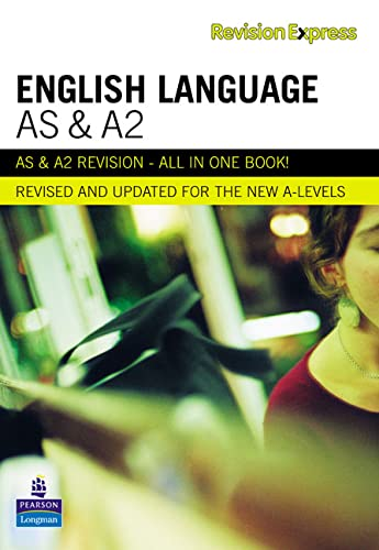 9781408206539: Revision Express AS and A2 English Language (Direct to Learner Secondary)
