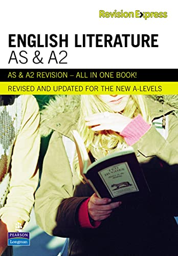 9781408206553: Revision Express AS and A2 English Literature (Direct to Learner Secondary)