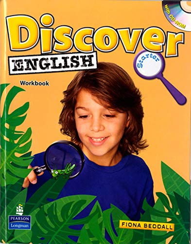 Discover English Global Starter Activity Book and: Odlum, Ms Sheryl