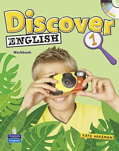 9781408209356: Discover English Global 1 Activity Book and Student's CD-ROM Pack