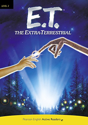 9781408209509: Penguin Active Reading 2: E.T. The Extra -Terrestrial Book and CD-ROM Pack: Level 2 (Penguin Active Reading (Graded Readers)) - 9781408209509