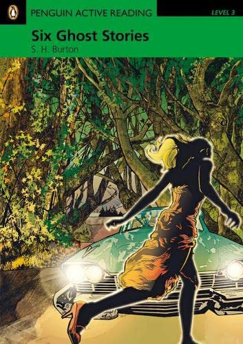 Six Ghost Stories Book & Cassette: Level: Burton, S H