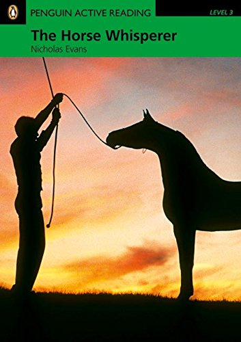 9781408209554: The Horse Whisperer Book and CD-ROM Pack: Level 3 (Penguin Active Reading (Graded Readers))