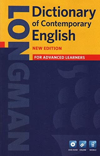 9781408215333: Longman Dictionary of Contemporary English, Fifth Edition (Paperback + DVD-ROM)