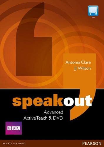 9781408216347: Speakout Advanced Active Teach