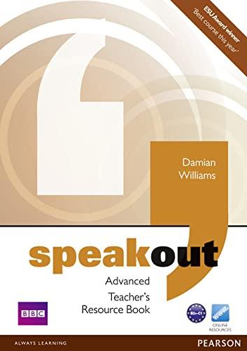 9781408216422: Speakout Advanced Teacher's Book-