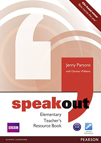 9781408216552: Speakout Elementary Teacher's Book
