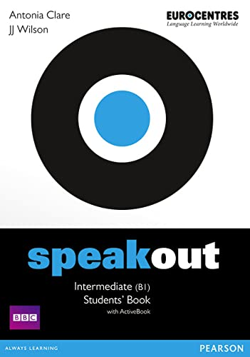 9781408216644: Speakout Intermediate Students' Book for DVD/Active Book Multi Rom pack