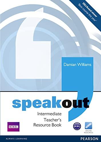 9781408216651: Speakout. Intermediate Level