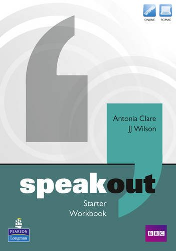 9781408216927: Speakout Starter Workbook without Key for pack