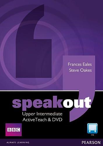 9781408216972: Speakout Upper Intermediate Active Teach