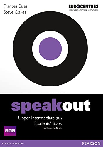 9781408217023: Speakout Upper Intermediate Students' Book for DVD/Active Book Multi Rom Pack