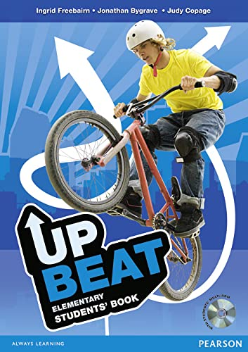 9781408217160: Up Beat. Elementary. Students' Book: Elementary Student Book and Student Multi-ROM Pack