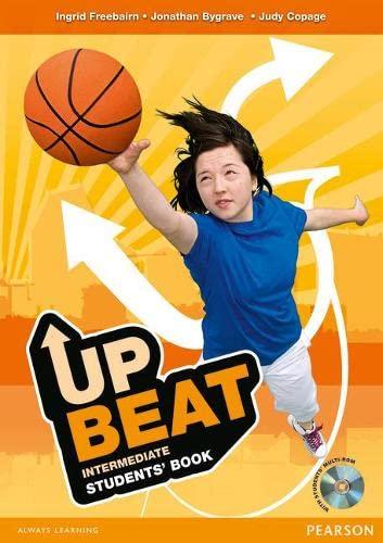 9781408217184: Upbeat Intermediate Students' Book & Students' Multi-ROM Pack