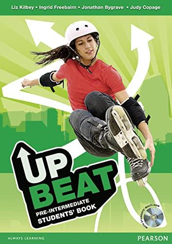 9781408217207: Upbeat, Pre-intermediate : Students Book, w. Multi-CD-ROM: Pre-Intermediate Student Book and Student Multi-ROM Pack