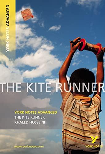 9781408217290: Kite Runner (York Notes Advanced)