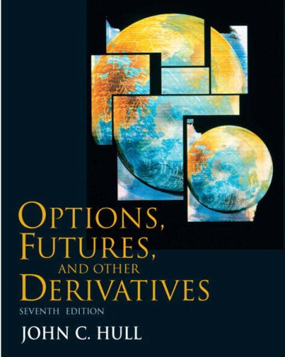 Options, Futures, and Other Derivatives with Derivagem CD: AND Student Solutions Manual for Options...