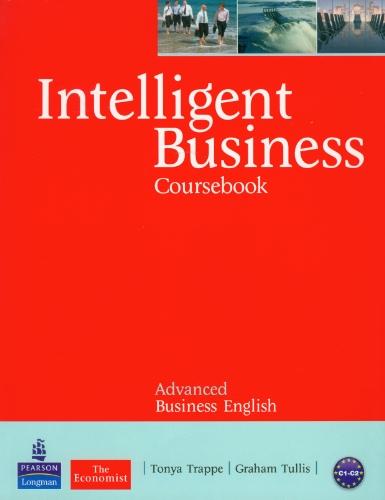 9781408217733: Intelligent Business Advanced Coursebook