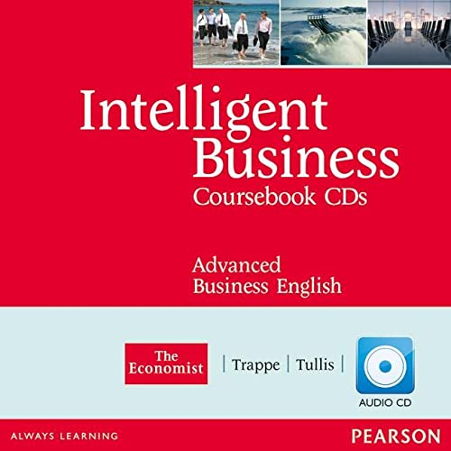 9781408217740: Intelligent Business Advanced Coursebook Audio CD 1-2