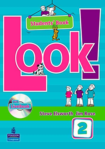 9781408217986: Look!: Students' Pack Level 2
