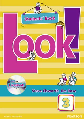 9781408218006: Look! 3 Students' Pack: Students' Pack Level 3