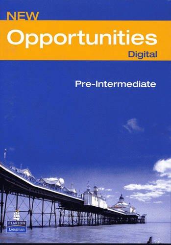 9781408218273: Opportunities Pre-Intermediate Interactive Whiteboard