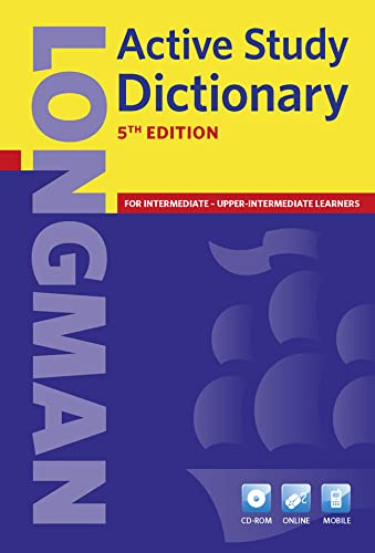 9781408218334: Longman Active Study Dictionary 5th Edition Paper for Pack (Longman Active Study Dictionary of English)