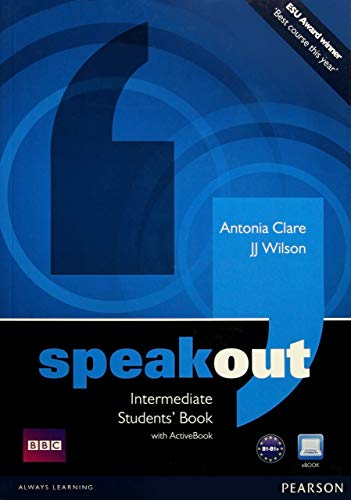 9781408219317: Speakout Intermediate Students book and DVD/Active Book Multi Rom Pack