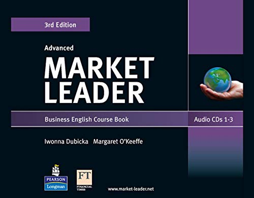 9781408219560: Advanced Market Leader: Business English Course Book, 3rd Edition