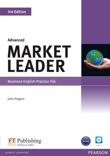 9781408219607: Advanced Market Leader: Business English Practice File, 3rd Edition