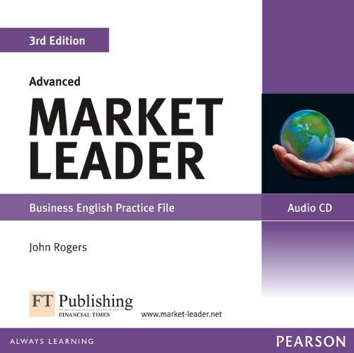 9781408219614: Market Leader 3rd edition Advanced Practice File CD for pack