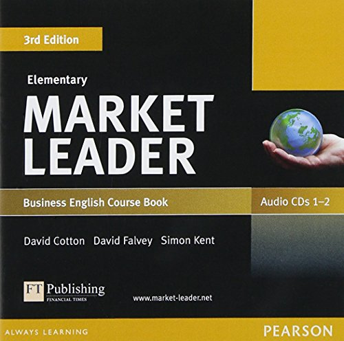 9781408219652: Market Leader 3rd edition Elementary Coursebook Audio CD 2
