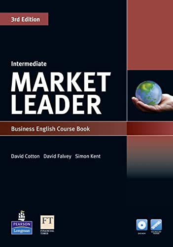 9781408219751: Market Leader 3rd edition Intermediate Course Book for pack