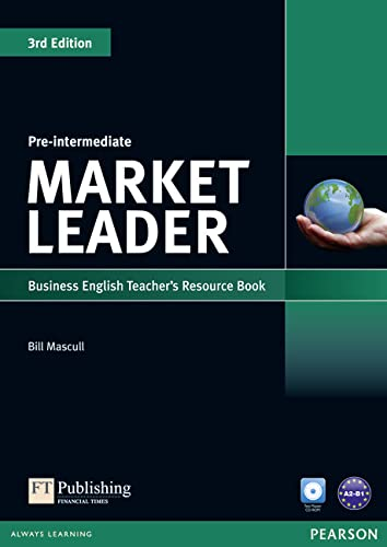 9781408219911: Market Leader Pre-Intermediate Teacher's Resource Book for Pack