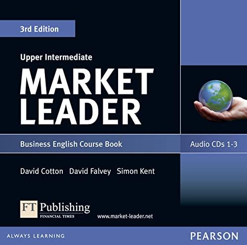 9781408219928: Market Leader 3rd edition Upper Intermediate Audio CD (2)