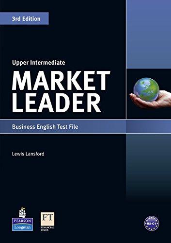 Market Leader: Upper Intermediate Market Leader Business: Lansford, Lewis