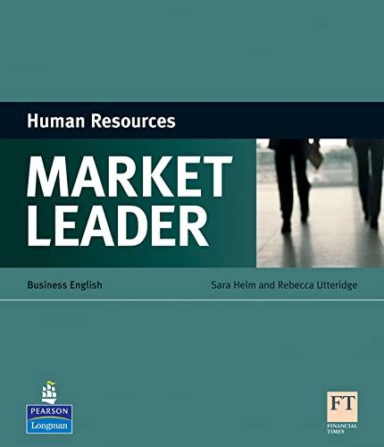 9781408220047: Market Leader ESP Book - Human Resources
