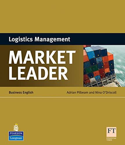 9781408220061: Market Leader ESP Book - Logistics Management
