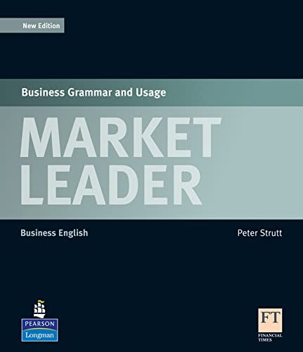 9781408220085: Market Leader Grammar & Usage Book New Edition