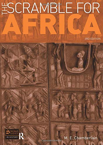 9781408220146: The Scramble for Africa (Seminar Studies In History)