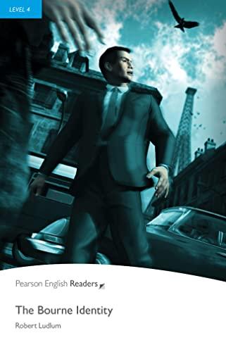 The Bourne Identity (Pearson English Graded Readers): Ludlum, Robert